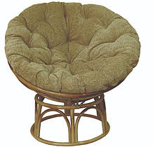 """Кресло """"Папасан"""". Цвет можно изменять. Мебель из ротанга ."""