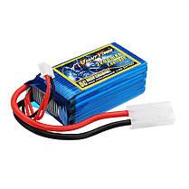 GIANT POWER 7.4V 2200mAh 100C 2S Lipo Батарея С TAMIYA-штекером для T-серии TAMIYA T3-01 RC -1TopShop, фото 2