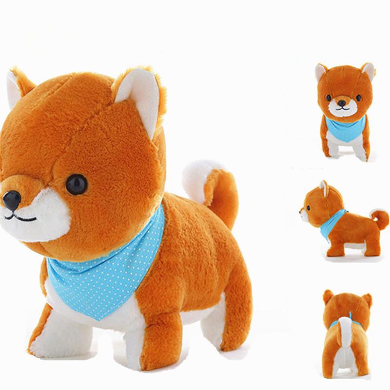 40CM Креативное моделирование Super Cute Little Amuse Firewood Собака Плюшевые игрушки Детские подарки для детей - 1TopShop