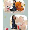 40CM Креативное моделирование Super Cute Little Amuse Firewood Собака Плюшевые игрушки Детские подарки для детей - 1TopShop, фото 4