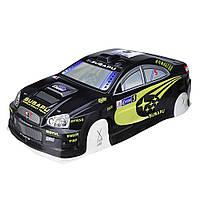 1/10 Rc On-Road Drift Авто Кузов из ПВХ с задним крылом для деталей Subaru Impreza Turbo - 1TopShop