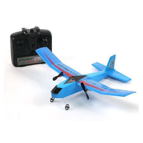 Fly Bear FX-802 FX-805 FX-807 2.4G 2CH 310 мм EPP RC планер самолет RTF - 1TopShop