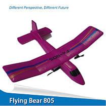 Fly Bear FX-802 FX-805 FX-807 2.4G 2CH 310 мм EPP RC планер самолет RTF - 1TopShop, фото 3