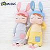 Metoo Baby Soft Плюшевые игрушки Кролик Животные Анжела Пакет Dreaming Girl Розовый Фаршированные игрушки - 1TopShop, фото 4