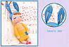 Metoo Baby Soft Плюшевые игрушки Кролик Животные Анжела Пакет Dreaming Girl Розовый Фаршированные игрушки - 1TopShop, фото 5