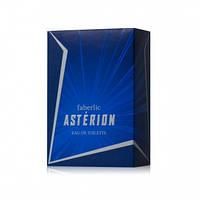 Туалетная вода для мужчин faberlic ASTERION (Астерион) 30мл.Свежий цитрусовый аромат с нотами ветивера и кожи.