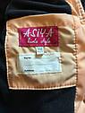 Тепла зимова куртка та напівкомбінезон для дівчинки від виробника Asiya, фото 7