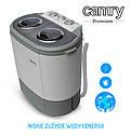 Стирально-центрифужная машинка туристическая Camry CR 8052 для кемпинга, фото 5