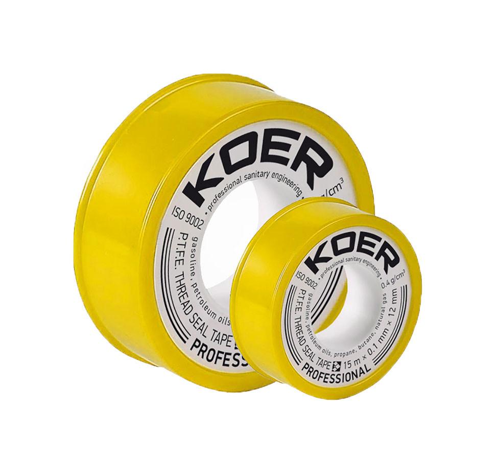 Фум лента для газа - KOER STP-02