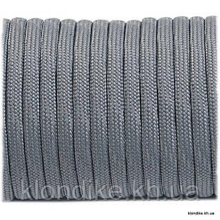 Паракорд, 4 мм, Цвет: Тёмно-серый