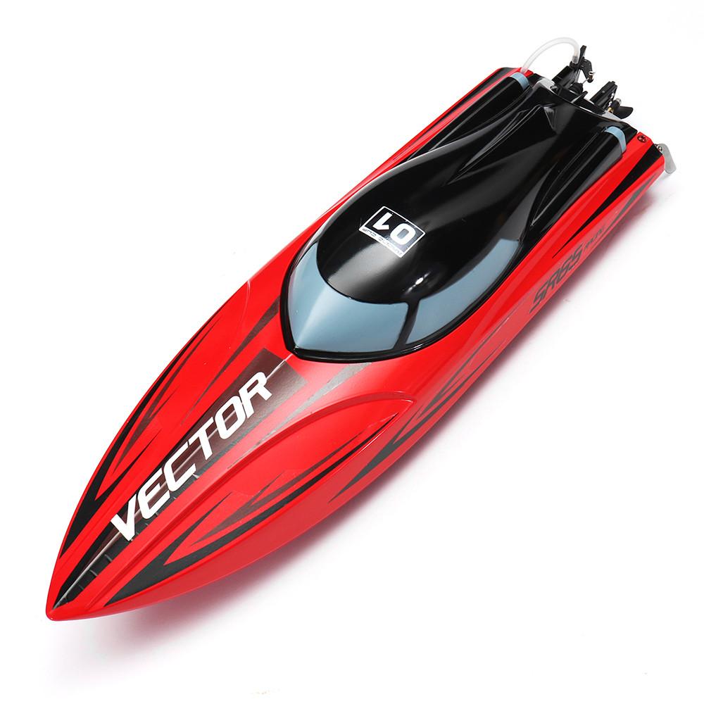 Volantex 792-5 Vector SR65 65cm 55KM / h Бесколлекторный Высокоскоростной RC Лодка с системой водяного охлаждения-1TopShop