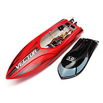 Volantex 792-5 Vector SR65 65cm 55KM / h Бесколлекторный Высокоскоростной RC Лодка с системой водяного охлаждения-1TopShop, фото 2