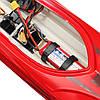 Volantex 792-5 Vector SR65 65cm 55KM / h Бесколлекторный Высокоскоростной RC Лодка с системой водяного охлаждения-1TopShop, фото 4