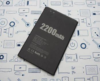 Батарея аккумуляторная BAT18532200 Doogee x53 2200mAh Сервисный оригинал с разборки (до 10% износа)