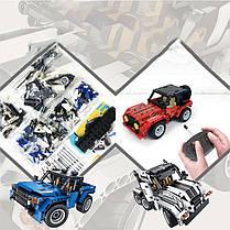 Технолоджи Групп Строительные Блоки Сборка Игрушки Головоломки Дети Дистанционное Управление Авто - 1TopShop, фото 2