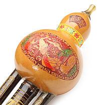 Натурального бамбука тыква cucurbit флейта c тон китайского меньшинства инструмент-1TopShop, фото 3