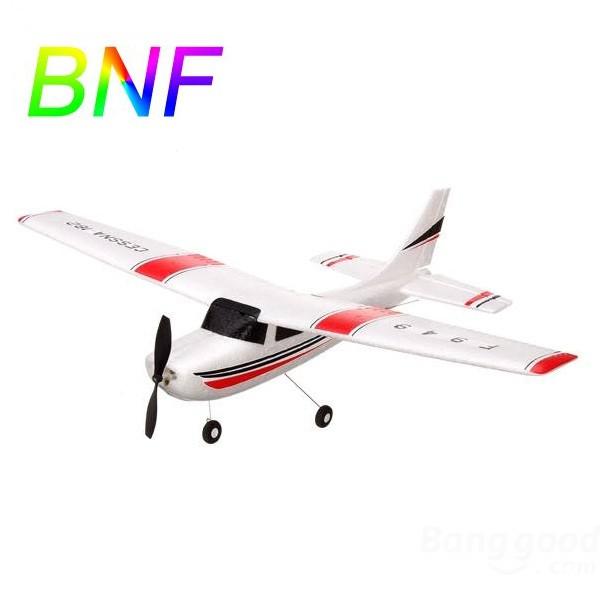 WLtoys F949 2.4G 3CH Cessna 182 Micro RC Самолет BNF без передатчика - 1TopShop