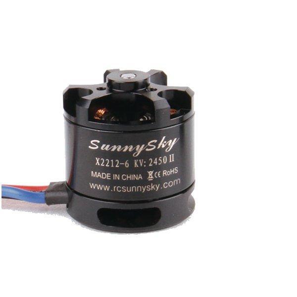 Sunnysky x2212 kv2450 высокий эффективный бесщеточный мотор для RC модели-1TopShop