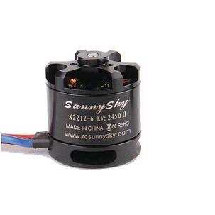 Sunnysky x2212 kv2450 высокий эффективный бесщеточный мотор для RC модели-1TopShop, фото 2