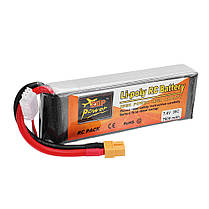 ZOP Power 7.4V 7500mAh 35C 2S Lipo Батарея XT60 Plug для РУ Квадрокоптер RC Авто - 1TopShop, фото 3