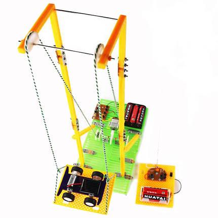 DIY Ассамблеи развивающие игрушки модель RC электрический лифт - 1TopShop, фото 2