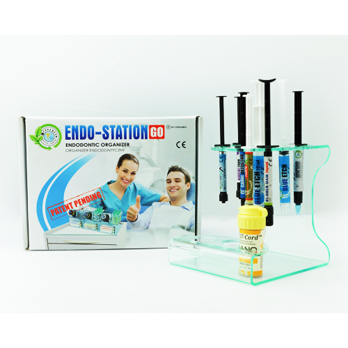 ENDO-STATION GO Mini (Органайзер Эндо-Стейшн Го Мини) Cerkamed