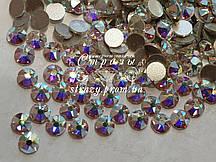 Стразы Swarovski 2088 ss16 Crystal AB (4.0mm) 100шт Австрия