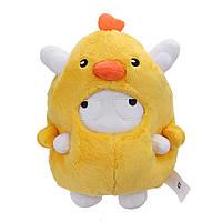 XIAOMI Фаршированная плюшевая игрушка Мягкий желтый цыпленок Кукла Коллекция подарка поклонника ребенка - 1TopShop