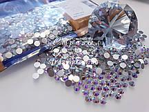 Стразы Stellux ss16 Crystal AB (4.0mm) 100шт Австрия