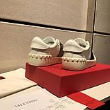 Кеды от Валентино, Valentino Rockstud 35-45 р-р натуральная кожа, фото 9