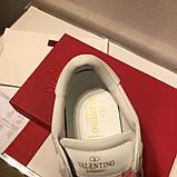 Кеды от Валентино, Valentino Rockstud 35-45 р-р натуральная кожа, фото 2