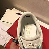 Кеды от Валентино, Valentino Rockstud 35-45 р-р натуральная кожа, фото 3