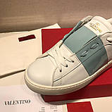 Кеды от Валентино, Valentino Rockstud 35-45 р-р натуральная кожа, фото 4
