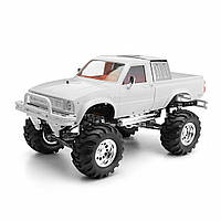 HG P407A 1/10 2.4G 4WD Rc Авто Набор для грузового автомобиля TOYATO Metal 4X4 № Сервопривод Батарея ESC Transmitter-1TopShop