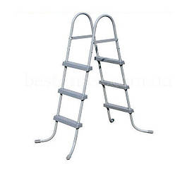 Bestway 58335, лестница 107 см
