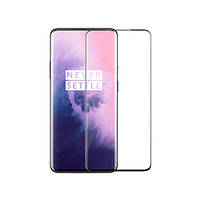 Nillkin OnePlus 7 Pro 3D CP+MAX Black Anti-Explosion Glass Screen Protector Защитное Стекло, фото 1