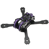Realacc Purple150 150 мм колесная база 2.5 мм рама для рук Набор 67g для RC Дрон FPV Racing - 1TopShop, фото 3