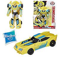 Трансформер Бамблби Роботс ин Дисгай Transformers Combiner Force Bumblebee