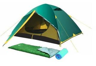 Палатки и карематы