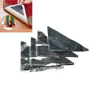 4шт коврик коврик захваты без скольжения многоразовые моющиеся Силиконовый ручка - 1TopShop