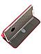Чехол (книжка) премиум для Xiaomi Mi Play красная, фото 2