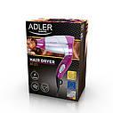 Фен для волос Adler AD 223 pi  1300w, фото 4