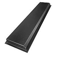 Пластиковая форма для бордюров 100*20*5 см. Форма для бетонного бордюра.