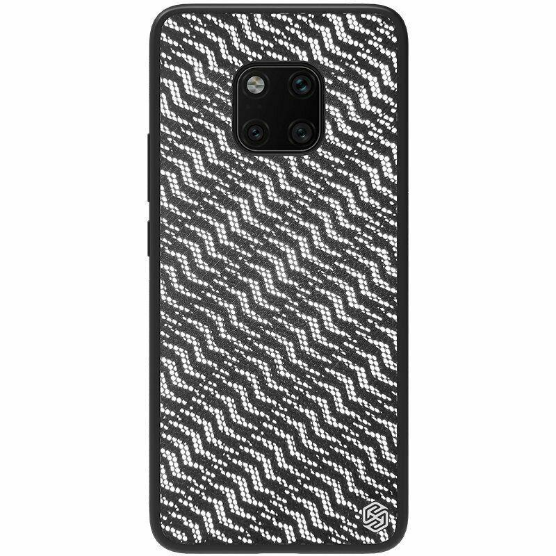 Nillkin Huawei Mate 20 Pro Twinkle case Silver Чехол Бампер
