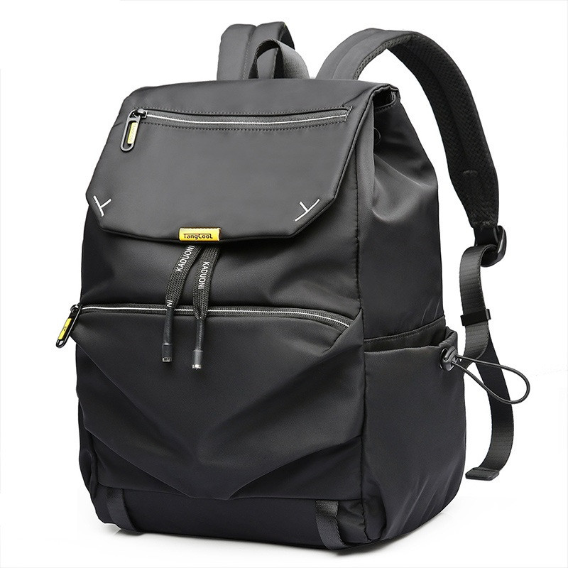 Крутой рюкзак-мешок Tangcool TC8033, с карманом для ноутбука, из водоотталкивающей ткани, 20л