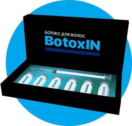 BotoxIN ботокс для волос