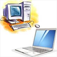 Ноутбук или компьютер! Что выбрать?