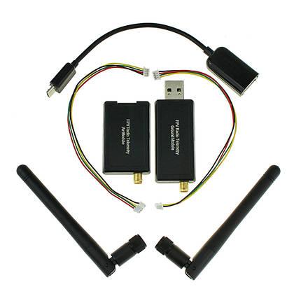3DR Набор радио телеметрии с чехлом 433MHZ 915MHZ для MWC APM PX4 Pixhawk для FPV РУ Самолета - 1TopShop, фото 2
