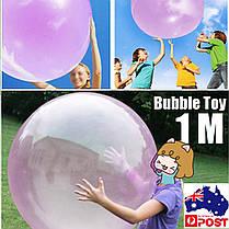 1 Meter Огромный Amazing Tear Resistant WUBBLE Bubble Ball Kids Надувные игрушки - 1TopShop, фото 2