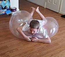 1 Meter Огромный Amazing Tear Resistant WUBBLE Bubble Ball Kids Надувные игрушки - 1TopShop, фото 3